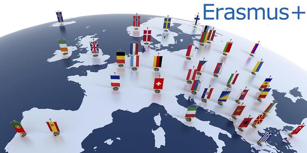 Países de Europa y sus Banderas